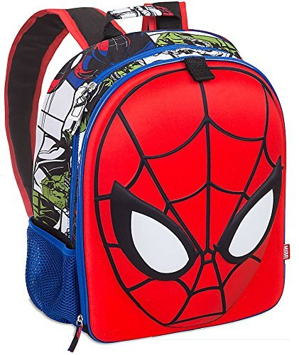 2016 New 3D Marvel Amazing Spider-Man Backpack