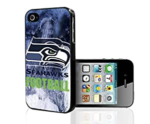 BESTER Seattle Seahawks Football Sports Hard Snap on Phone Case (iPhone 5s)