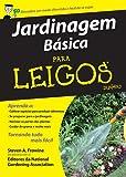 capa de Jardinagem Básica Para Leigos