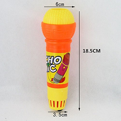Deluxe Voice Changer (VIPASNAM-Hot Mic Voice Changer New Microphone Echo For Children Modern Music Toy)