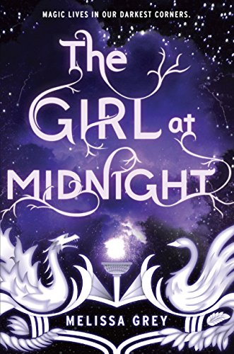 The Girl at Midnight by [Grey, Melissa]