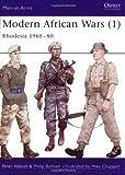 Modern African Wars, Peter Abbott, 0850457289