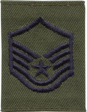AF-GL106, Master Sergeant Subdued Gortex Loop (Master Subdued)