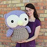 Premier Yarns Owen The Owl Kit (19 Skeins)