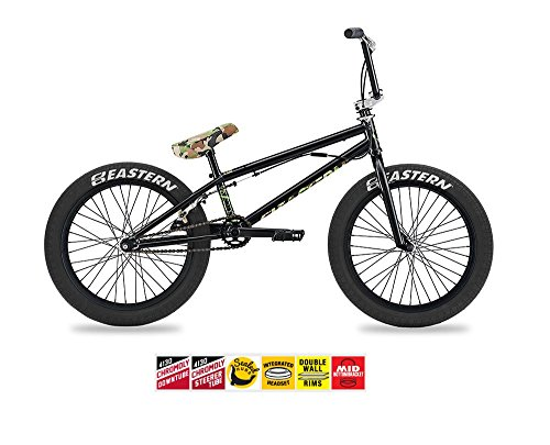 EASTERN ORBIT BMX BIKE 2017 BICYCLE BLACK AND CAMO