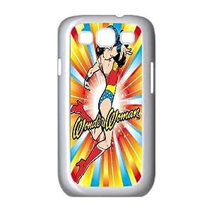 FOR Samsung Galaxy S3 -(DXJ PHONE CASE)-Wonder?Woman?Super?Hero?Pattern-PATTERN 12
