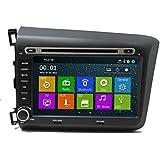 OttoNavi HD1213CI-WSS60NAX In Dash DVD GPS Navigation Radio