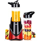 'HOMEASY Personal Blender Electric Fruit Smoothie Juice Mixer with 2 Travel Lid Portable Sport Drink Bottle Tritan BPA-free [Two Years Warranty]' from the web at 'https://images-na.ssl-images-amazon.com/images/I/514Tw7bj-YL._AC_SR160,160_.jpg'
