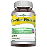 Amazing Nutrition Chromium Picolinate 200 Mg 240 Tablets