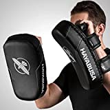 Hayabusa PTS 3 Thai Pads - Black, One Size