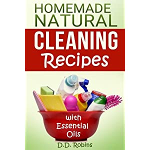 Cleaning Recipes With Essential Oils