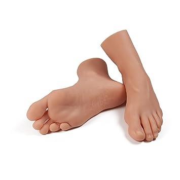 Weibliche Fuß-Fetisch-Bilder
