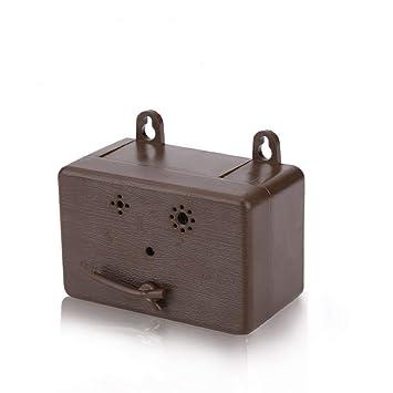 Detector ultrasónico de control de ladridos, Safe Sonic Controlador de entrenamiento anti ladridos para exteriores
