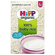 Hipp Organic Baby Rice 4mth+ (160g) (3 Pack)