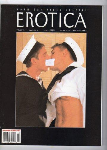 Erotica Magazine Vol.1 Number-3 August 1997 (IGOR NATENKO AND KARL LETOVSKI ON COVER)