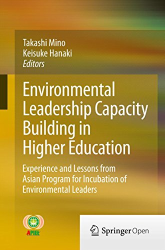 Environmental Leadership Capacity Building in Higher Education: Experience and Lessons from Asian Program for Incubation of Environmental Leaders