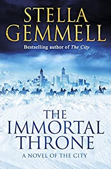 The Immortal Throne (The City Book 2) Kindle Edition by Stella Gemmell  (Author)