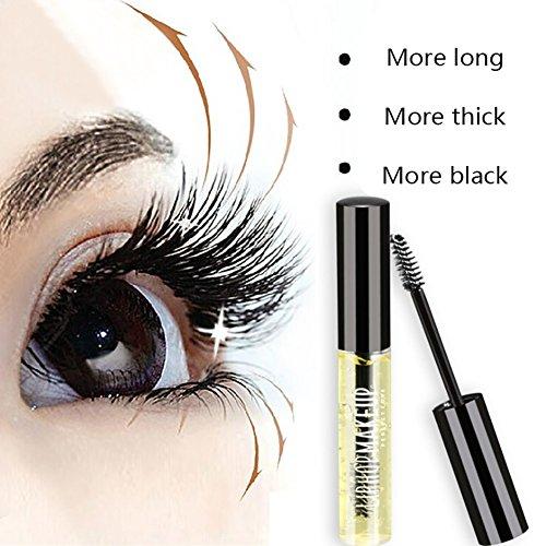00af0f51a15 Amazon.com: Ochine Powerful Eyelash Growth Treatments Liquid Eye lash Serum  Makeup Enhancer Longer Thicker Grow: Beauty