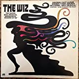 1975 The Wiz Broadway Musical Original Cast Recording Vinyl LP Record