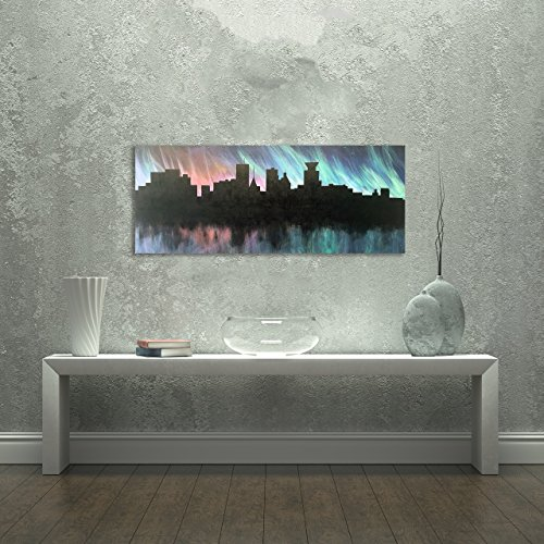 Minneapolis Skyline Canvas