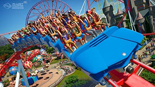 Planet Coaster Ps5 - Standard Edition - Playstation 5 5