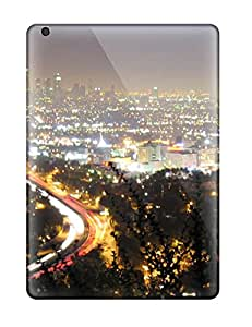 Premium Durable Los Angeles City Fashion Tpu Ipad Air Protective Case Cover