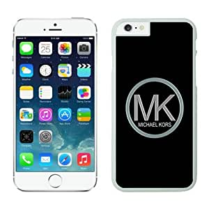 Fashion DIY Custom Designed NW7I 123 Case M&K iPhone 6 Plus 5.5 inches Phone Case Cover White T3 013