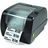 WASP BARCODE TECHNOLOGIES WPL305 LABEL PRINTER W/PEELER 5IN OD 203DPI 5IPS THERMAL / Monochrome - 5 in/s Mono - 203 dpi - Serial, Parallel, USB / 633808402020 /