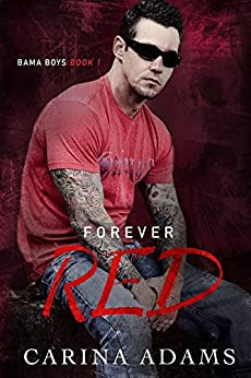 Forever Red (Bama Boys Book 1) by [Adams, Carina]