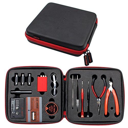 81 opinioni per Coil Master V2- Kit di accessori per fai da te, con cesoie, pinze e forbici, in