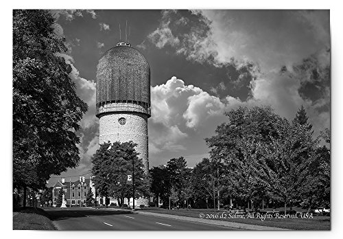 Historic Water Tower (1890 Ypsilanti Water Tower)