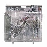 Microman BioMachine BM-03 MachineTiger + Hack by Takara Tomy