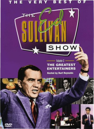 The Very Best of The Ed Sullivan Show Volume 2 - The Greatest Entertainers (Sofa Presley)