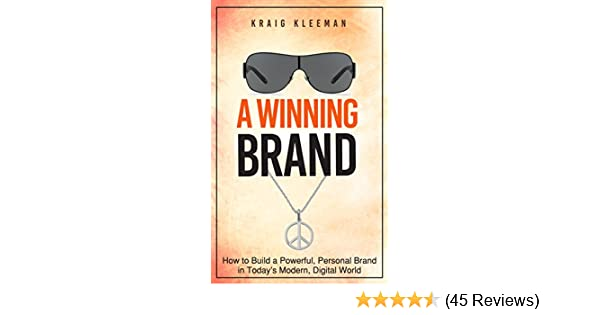 Amazon A Winning Brand How To Build A Powerful Personal Brand