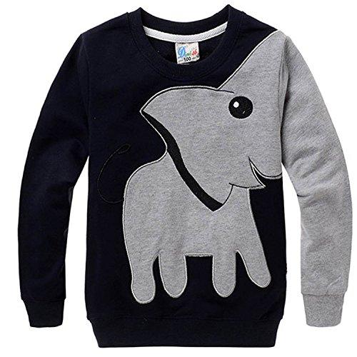 Elephant Kids Sweatshirt - 2