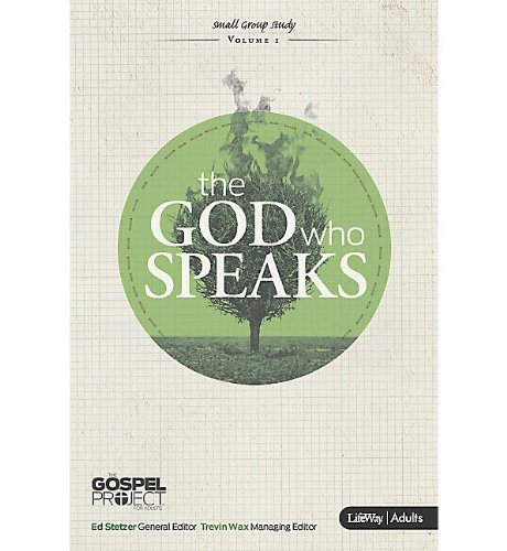 Download The Gospel Project: The God Who Speaks (Adult Edition)(Member Book) (Gospel Project (Tgp)) [Paperback] pdf