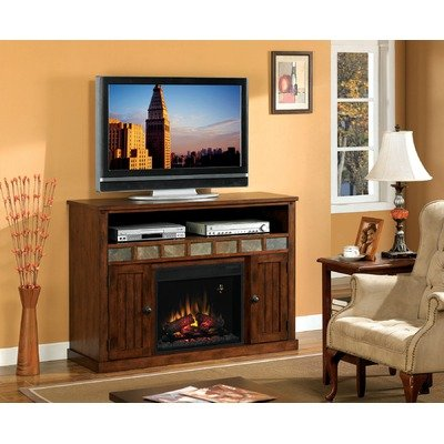 Cheap Classic Flame Advantage Sedona Fireplace in Carmel Oak with 23EF025GRA Electric Insert Black Friday & Cyber Monday 2019