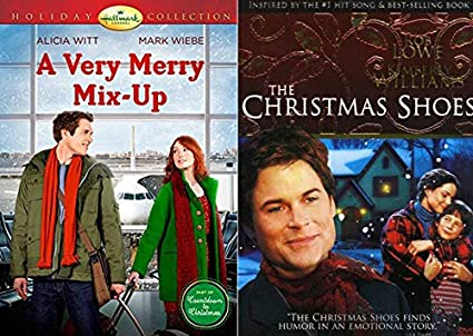family is christmas hallmark bundle a very merry mix up the christmas shoes - Christmas Story Bundled Up