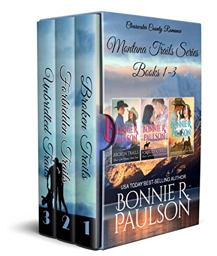 Montana Trails Series Box Set 1-3: Clearwater County Collection - Clearwater Collection