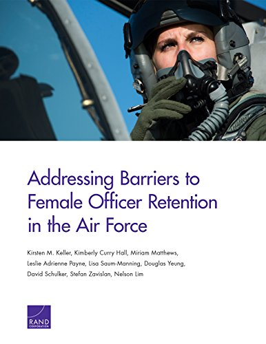 - Addressing Barriers to Female Officer Retention in the Air Force