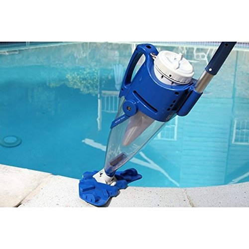 Water Tech Pool Blaster Centennial with Pole by Pool