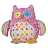 Mary Meyer Cheery Cheeks 12-Inch Hootie Hoots Owl Plush