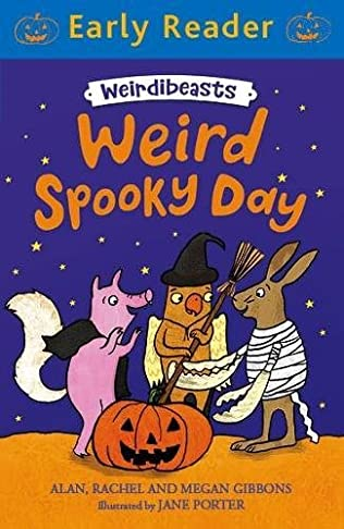 book cover of Weird Spooky Day