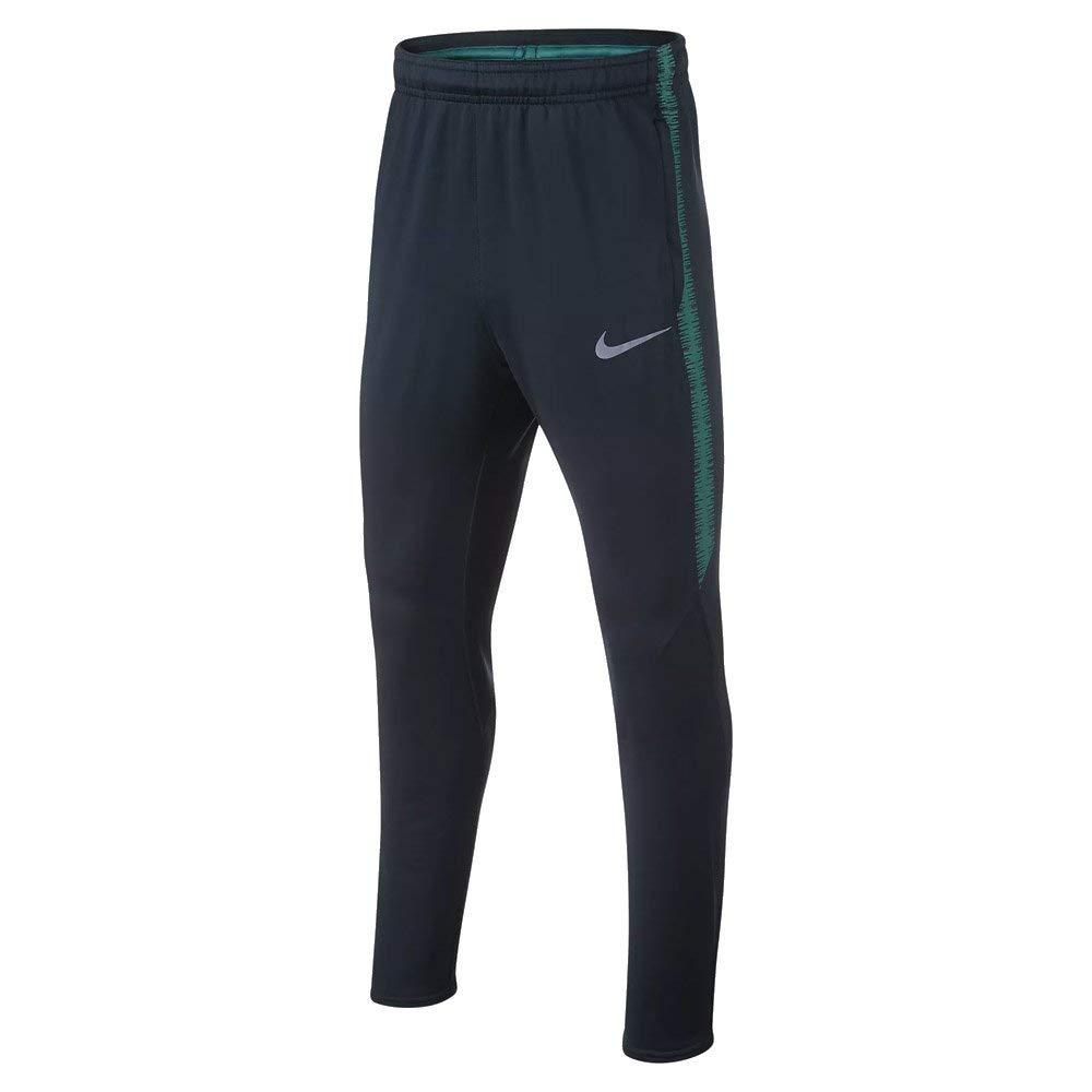 Nike Thfc Y Nk Dry Sqd Pant Kp - Armory Navy Neptune Grün
