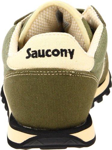Zapatillas para mujer Saucony Jazz Low Pro Vegan - Bright Green/Blue