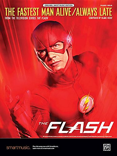 The Fastest Man Alive / Always Late: From the Television Series The Flash, Sheet (Original Sheet Music Edition) Four Seasons Sheet Music