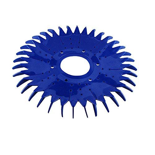 W70329 Finned Seal/Disc/Skirt W70464 Fits Zodiac Baracuda G2 G3 G4 Pool Cleaner W83277 ()