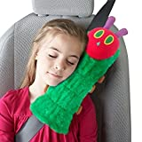 The Very Hungry Caterpillar by Eric Carle Adjustable Plush Seat Belt Pillow