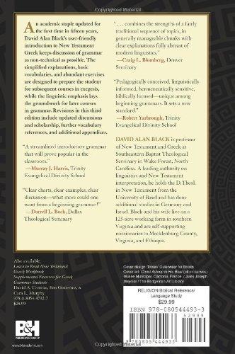 Learn to Read New Testament Greek