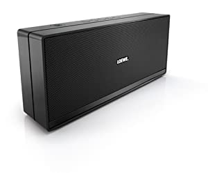 loewe speaker 2go aluminium bluetooth mobile speaker electronics. Black Bedroom Furniture Sets. Home Design Ideas